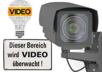 Kameraüberwachung /NAS-System