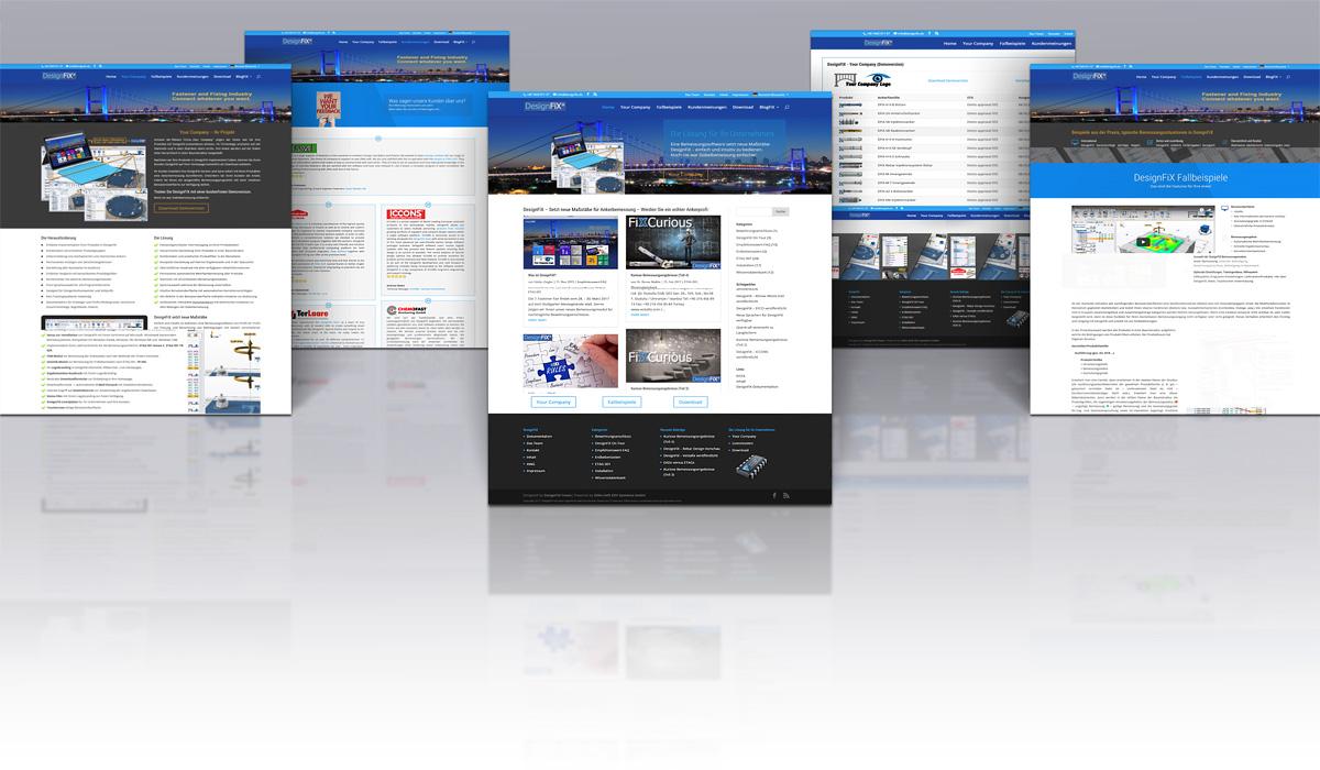 DesignFiX Homepage