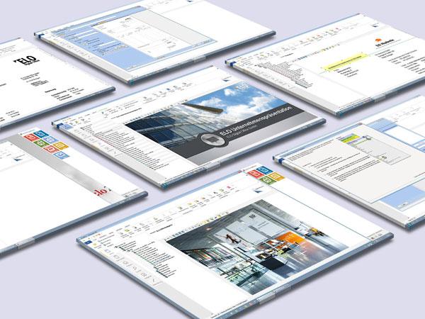 ELOoffice Dokumentenverwaltung