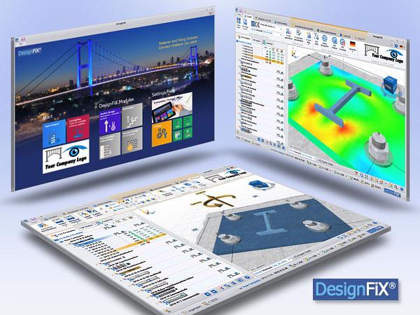 DesignFiX – Ankerbemessung