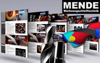 Neue Homepage für Werkzeugschleiftechnik Mende