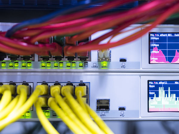 Netzwerkanbindung Optimierung Netzwerkressourcen
