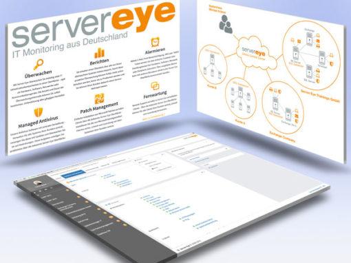 IT Monitoring für Server Systeme und sensible Clients