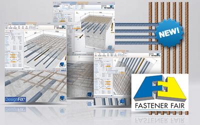 DesignFiX – Rebar Design Fastener Fair 2017