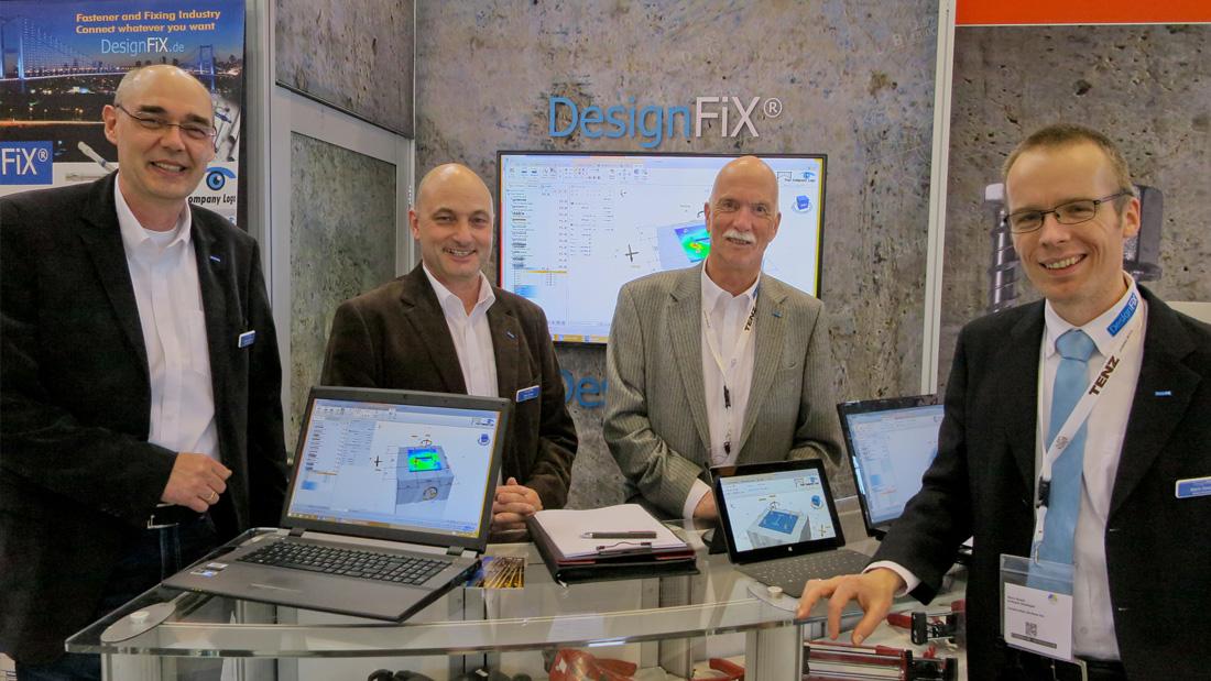 DesignFiX Team - Fastener Fair 2017