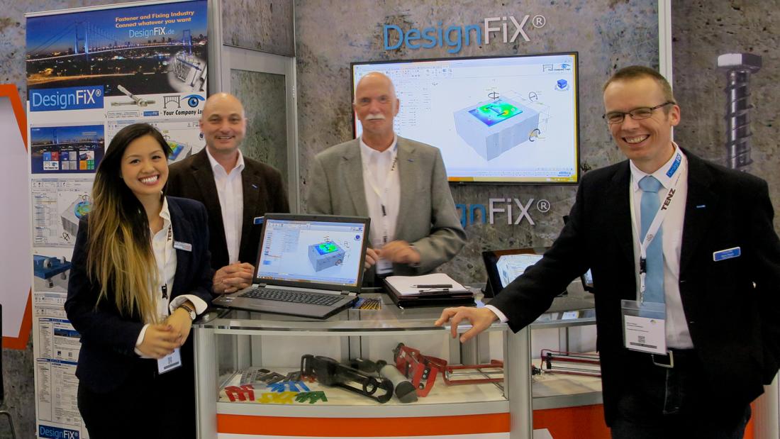 DesignFiX - Fastener Fair 2017
